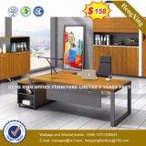 現代金属の構造の緩和されたガラスのオフィス用家具(HX-8N1271)