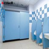 Amywell Прочный водонепроницаемый 12мм 18мм Phenolic HPL туалет раздел шкафа управления
