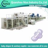 Ökonomische weibliche Serviette-Maschinen-Fertigung von China (HY800-SV)