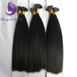 棒の釘Uの先端のRemyの人間の毛髪の拡張(UT25)