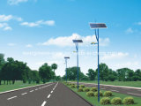 Prix solaires piétonniers actionnés solaires de réverbère de mail