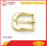 Hebillas de correa del oro del metal de la alta calidad para las piezas del bolso
