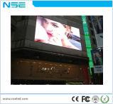Tela LED digital a cores de parede de vídeo