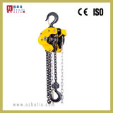 1-20t Hand Chain Hoist/ Hsc Manual Pulley Chain Hoist