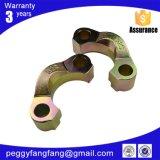 Braçadeira rápida quadrada do conetor da câmara de ar da braçadeira do acoplamento da braçadeira da braçadeira de tubulação do aço inoxidável da braçadeira da câmara de ar