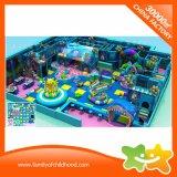 Ozean-Zelle scherzt Innenspiel-Geräten-Spielplatz-Haus für Baby