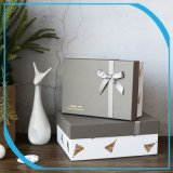 Caja de embalaje de regalo de papel, cartón Caja de té con cinta