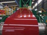 Colore-Rivestito di qualità dell'iniettore galvanizzato per l'acciaio ondulato del tetto
