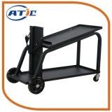 Portable Loading Trolley Hand Push Cart Professional Small Welder Carrier Cart