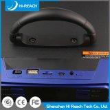 Haut-parleur sans fil de multimédia de Bluetooth de musique professionnelle extérieure