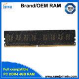 2018 горячая продажа OEM ПК память DDR4 4 ГБ оперативной памяти системной платы для печатных плат памяти черного картриджа