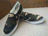 Confortables et durables de protection des chaussures en toile Semelle en caoutchouc.