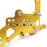 FARKA001-B детали мотоциклов вперед управляет регулируемым Rearsets для ниндзя 250R 2008-2012