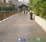 Decking древесины высокого качества прочный огнезащитный WPC поставщика Guangdong