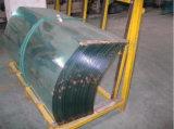 Cancelar os painéis dobrados curvados do vidro Tempered para o indicador/a porta/fachada/teto do chuveiro