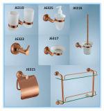 Dobles de acero inoxidable 304 Porta vasos para el cuarto de baño