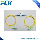 De la fibra atenuador óptico variable manual en línea (MVOA)