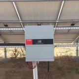 Inverseurs solaires du réseau 380V triphasé de SAJ 20KW 3MPPT IP65 avec le commutateur de C.C