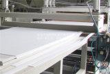 Tarjeta de PVC/PP/PE WPC/máquina de la protuberancia de la hoja
