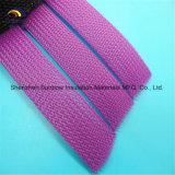 Flexibles Haustier-expandierbare Sleeving gesponnene Ineinander greifen-Gefäß-Thermo Verpackung