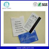 Cmjn Hôtel imprimé l'accès porte cartes à puce avec 125kHz T5577