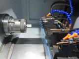 Машина CNC точности автоматическая с затяжелителем Gantry в подносе