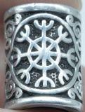 Het in het groot Roer Van uitstekende kwaliteit van Viking van het Gewicht van Ontzag parelt Hamer voor het Haar van de Baard