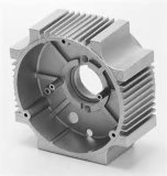 Zoll Soem-ODM maschinell bearbeitete Hochdruckaluminium Druckguss-Rad