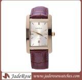 Edelstahl-Quarz-Uhr-Form-Uhr-klassische Uhr
