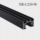 2 fils Profil en aluminium pour LED de piste La piste de lumière (XR-L210)