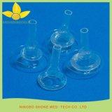 Formato do preservativo descartáveis com cateter de silicone de urina para o sexo masculino
