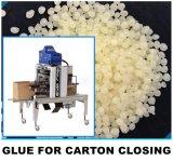 Цена на заводе Metallocene на основе транспарентных клея-расплава клея в картонной коробке закрытия