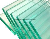 Glace Tempered en verre 5mm Rongshunxiang de construction