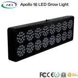 LED de alta potencia de la luz de crecer el Apolo 16 para el cultivo comercial