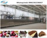 Material de qualidade alimentar máquinas de chocolate com controlo PLC Siemens