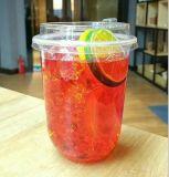 مستهلكة [بّ/بس] فنجان بلاستيكيّة زاهية