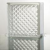 Eck Glasblock für Wand-Ecke Blocken-ein