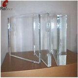 duidelijke Glas van 3mm het ultra/het Lage Glas van het Ijzer/Transparant Glas/Glas Cristal met Ce ISO