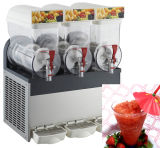 Eis-Wasser-Schlamm-Maschine mit 2 Filterglocken
