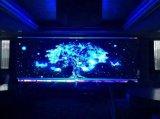 Afficheur LED de location polychrome d'intérieur portatif
