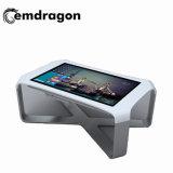 Anzeigen-Spieler Multi-Berühren die 43 Zoll-Note, die tierischer voller HD LCD Anzeigen-Spieler-video besten Qualitäts-LCDdigital Signage des Spieler-Kaffeetisch-Zoll-bekanntmacht