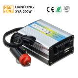 inversor portátil da potência da C.A. da C.C. de 12V 24V 200W mini para o carro