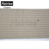 Modulaire Riem van de Transportband van Hairise har-50sg de Plastic met Bruine Kleur