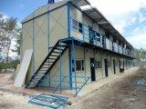 セイシェルの単一階デザインプレハブの建物中国製