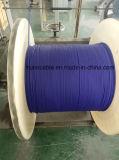 Cable barato de la red de la alta calidad UTP CAT6 del precio (CCA)