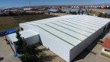 Qualitäts-Projekt-Stahlkonstruktion-Werkstatt-Lager in SGS