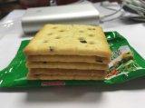 Macchina imballatrice di flusso per i biscotti /Cookie/barra di cioccolato Mochi/torta dell'ananas