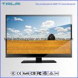 15.6 polegadas DVB-T T2 Monitor LED HD TV panorâmico 16: 9 USB VGA DC12V
