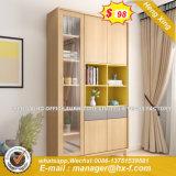 Forniture di ufficio di legno di vetro della scrivania del quadro superiore (HX-8ND9398)