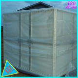 Стекловолоконные SMC FRP GRP Пластмассовый резервуар для воды